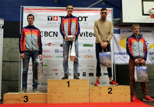 Podium-juniors