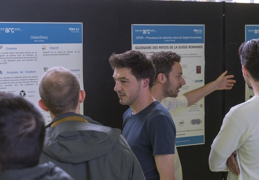 Gestion - Poster Session Informatique de gestion - 28 mai 2019